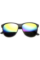 Retro Fashion Revo Color Mirrored Lens Large Aviator Sunglasses 8949