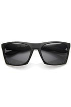MENS ACTION SPORTS EDGE CUT WAYFARER SUNGLASSES 9150