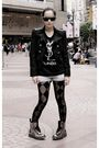 Ployb-top-ployb-jacket-wetseal-shorts-random-from-hong-kong-stockings-do